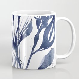 Organic Impressions No. 109 by Kathy Morton Stanion Coffee Mug