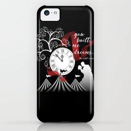 The Night Circus Quote iPhone Case