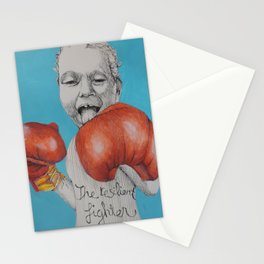The Resiliant Fighter Stationery Cards
