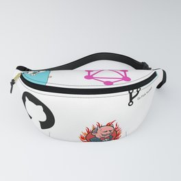Web Developer Programming Fanny Pack