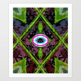 BU Art Print