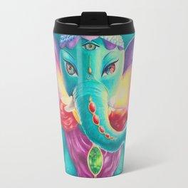 Ganesha AKA Ganesh  Travel Mug