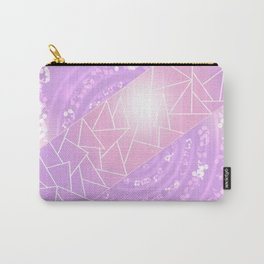 The Pink Galaxy Carry-All Pouch