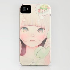 「Soy sauce Uchuuw」 iPhone (4, 4s) Slim Case
