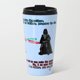 You Killed My Father Travel Mug