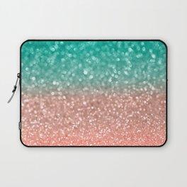 Coral Meets Sea Laptop Sleeve