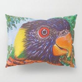 Lounging Lorikeet Pillow Sham