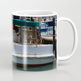 Fishing boat ready to go Coffee Mug