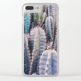 Natural Background 04 Clear iPhone Case