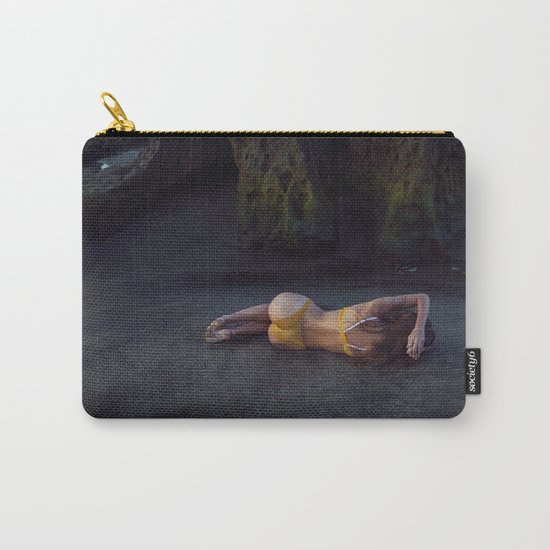 Let me be Carry-All Pouch