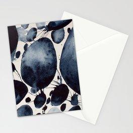 Black Study Stationery Cards