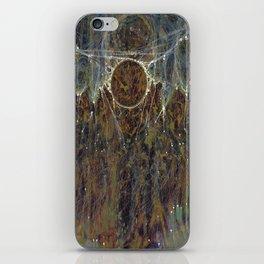 Nebulous Portal Emergence (Electric Gateway) iPhone Skin