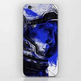 Interstellar - Movie Inspired Art iPhone Skin