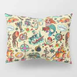 Ship Ahoy! Pillow Sham