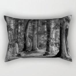 Gray Day Rectangular Pillow
