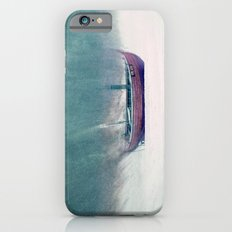 pink fishing boat Slim Case iPhone 6s
