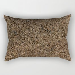 Needle Carpet One Rectangular Pillow