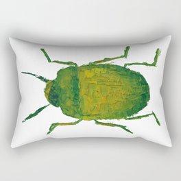 JUNG'S BEETLE Rectangular Pillow