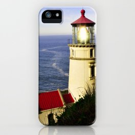 Oregon - Light Streaming iPhone Case