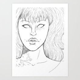 ERIS Art Print