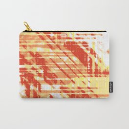 Aesthetic Urban Abstract Visual Art Vanilla Sky Carry-All Pouch