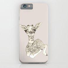 Giraffe Baby  iPhone 6s Slim Case