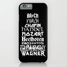 Composers iPhone 6s Slim Case
