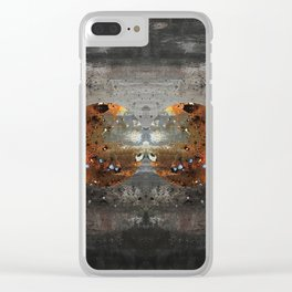 A Rusty Start Clear iPhone Case