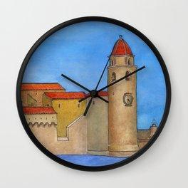 Colliure Wall Clock
