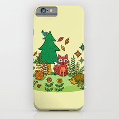 Woodland Critters Slim Case iPhone 6s