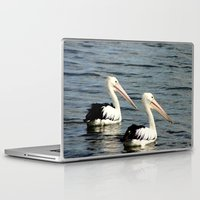 twins Laptop & iPad Skins featuring Twins by Chris' Landscape Images & Designs