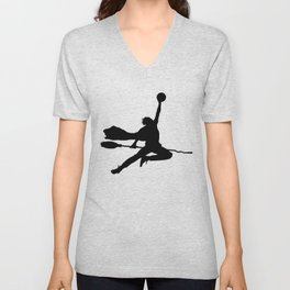 #TheJumpmanSeries, Airy Potter Unisex V-Neck