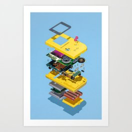 Assembly Required Art Print