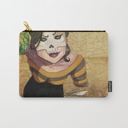 Lady Death's Looking at You Carry-All Pouch