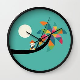 Amazing Vocation Wall Clock
