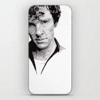 benedict iPhone & iPod Skins featuring Benedict by Rik Reimert