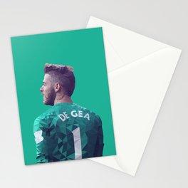 David De Gea - Manchester United Stationery Cards