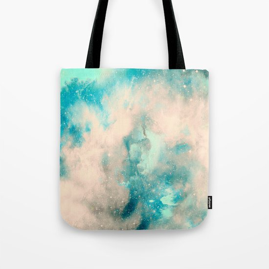 Cotton Candy Sky Tote Bag
