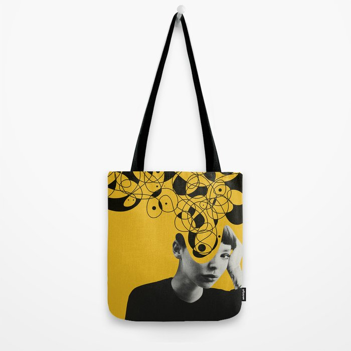 Abstraction - version 2. Tote Bag