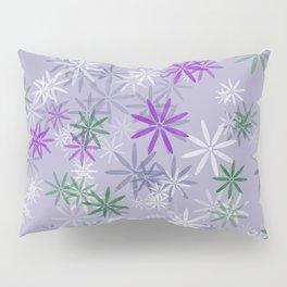 Lavander glow flower power Pillow Sham