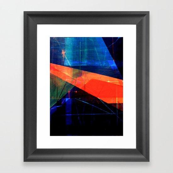 H/C Framed Art Print