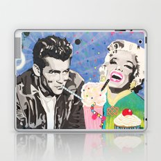 James and Marilyn  Laptop & iPad Skin