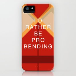 Mako Would Rather Be Probending iPhone Case