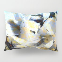 Orchids on the Lake Pillow Sham