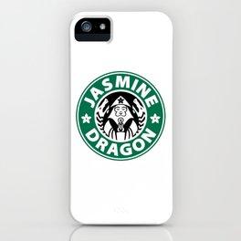 The Jasmine Dragon iPhone Case