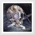 Treasure of the Devil's Bayou by caitlinhackettart
