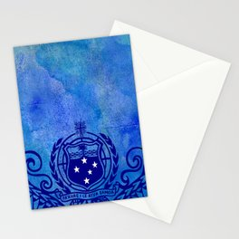 Manu Samoa Stationery Cards