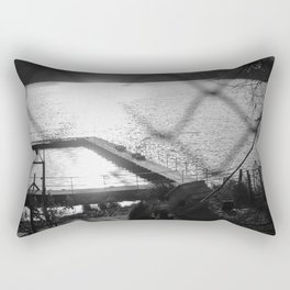 Netting Rectangular Pillow