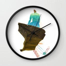 El Malecón Wall Clock