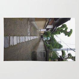 A Road in Fukuoka Rug